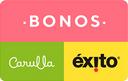 Bonos Carulla Exito