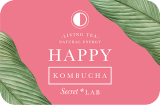 Happy Kombucha