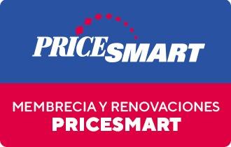 Membrecías Pricesmart