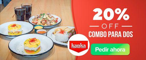 Kanka: Combo Para Dos