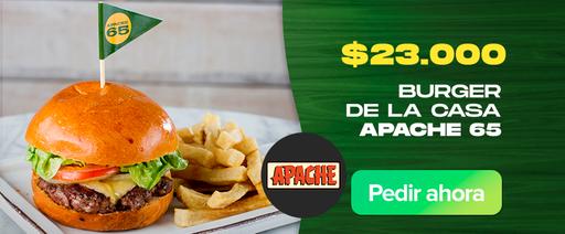 apache burger 65