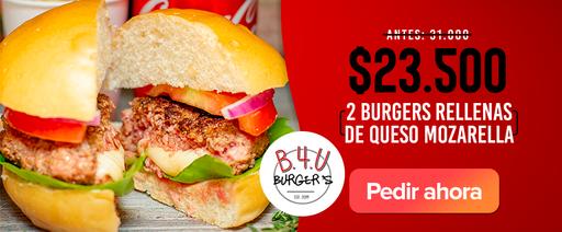 b4u burgers