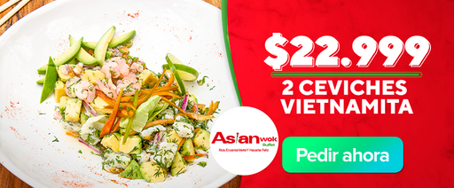 2 Ceviches Vietnamita