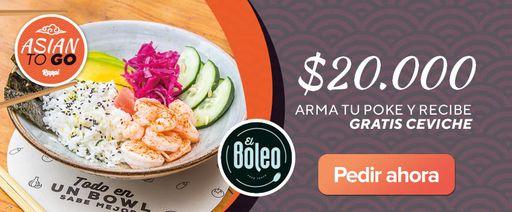 El Boleo2090381354Arma tu Poke y recibe gratis ceviche