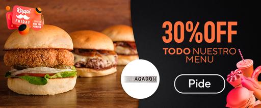 agadon 30%off