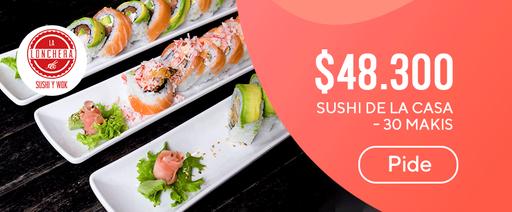 Sushi de la Casa - 30 Makis