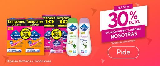 CO- Rev. - Discount-Banner app y web-Productos Familia-Nosotras