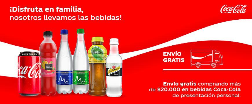 [REVENUE] Coca-Cola 13/08/2020
