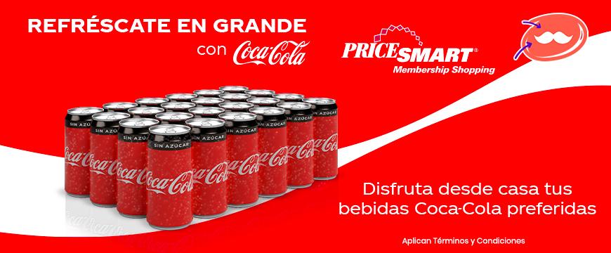 [Revenue] Coca Cola Pricesmart