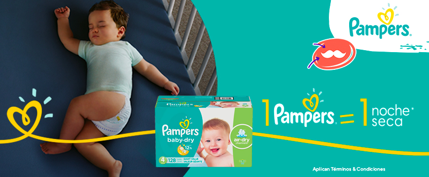 [Revenue] Pampers hiper