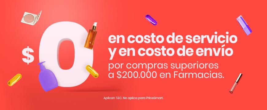 CO FARMACIAS LA_REBAJA DOMICILIO_GRATIS PROMOCIONES 20201125