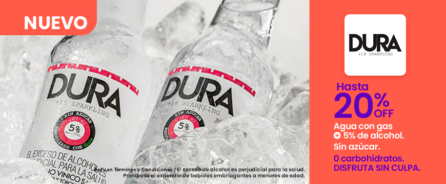 [Revenue] Dura Nueva Botella
