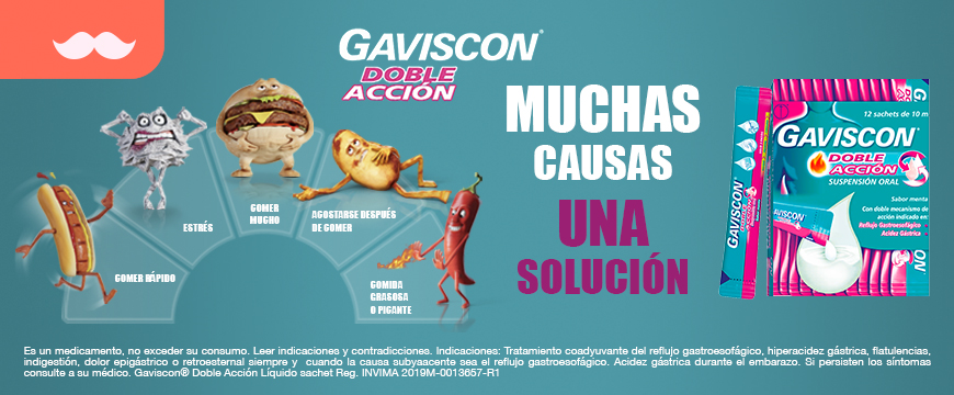 [Revenue] Gaviscon