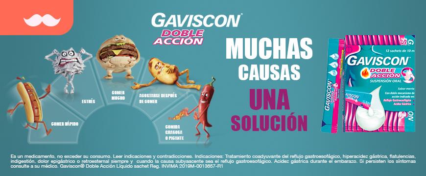 [Revenue] Gaviscon