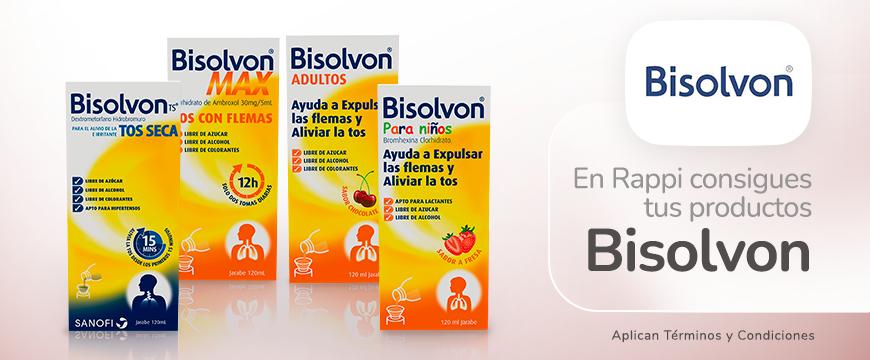 [Revenue]-B12-Farmatodo-Bisolvon