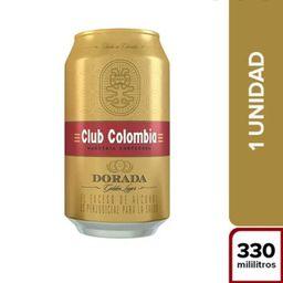 Cerveza Club Colombia 330 ml