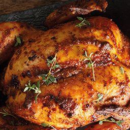 Pollo entero grille en combo