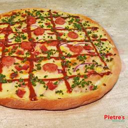 Pizza Colombiana Única Mediana