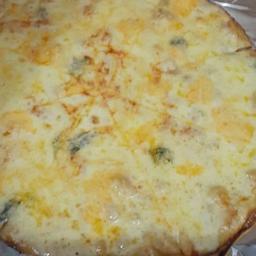 Pizza Cuatro Queso Mediana