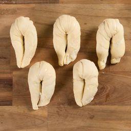 Congelados: Croissant Espinaca y Feta