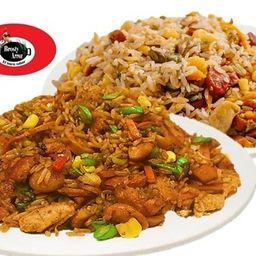 2 * 3 arroz wok personal