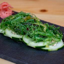 Sashimi de Wakame