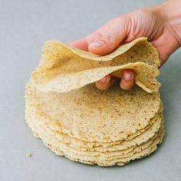 Tortillas Keto