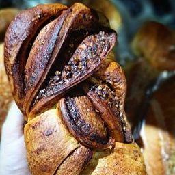 Pan de Chocolate