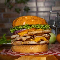 Hamburguesa Grilled Chicken XXL