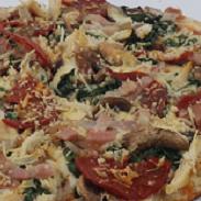 Pizza Bolognia Large
