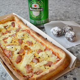 Combo Pizza & Pola