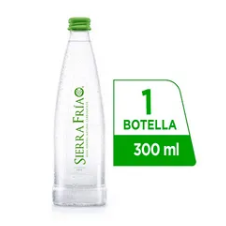 Sierra Fria con Gas 300 ml