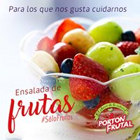 Picada Solo Frutas