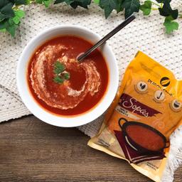 Crema de tomate - congelada