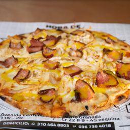 Pizza Miel Mostaza