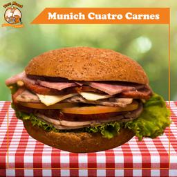 Múnich Cuatro Carnes