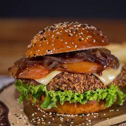 Combo Hamburguesa de Pollo