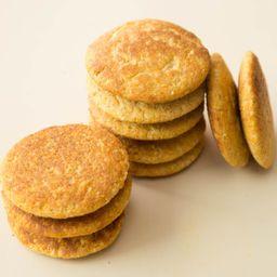 Pancakes de Ahuyama y Coco Keto