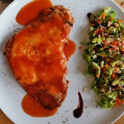 Pollo Estilo Siciliano