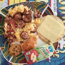 Desayuno Vuelo Argentino