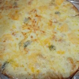 Pizza Cuatro Queso Small