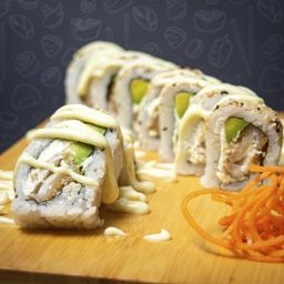 White Fish Roll