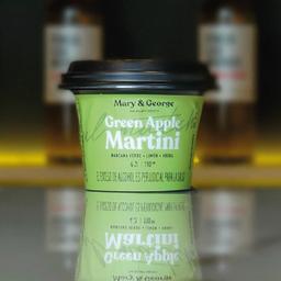 Gelato Green Apple Martini