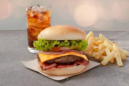Promo Combo Classic Burger