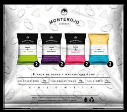 Snack papas Gourmet Monterojo