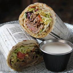 Shawarma de Lomo de Res