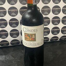 Vino Tinto Las Condes 750 ml