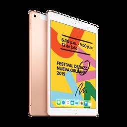 10.2-inch iPad 7th Wi-Fi 32GB - Gold