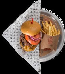 Burger Jalapeño