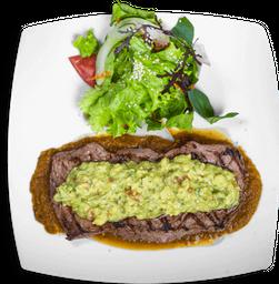 Steak Guacamole